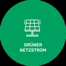 Grüner Netzstrom